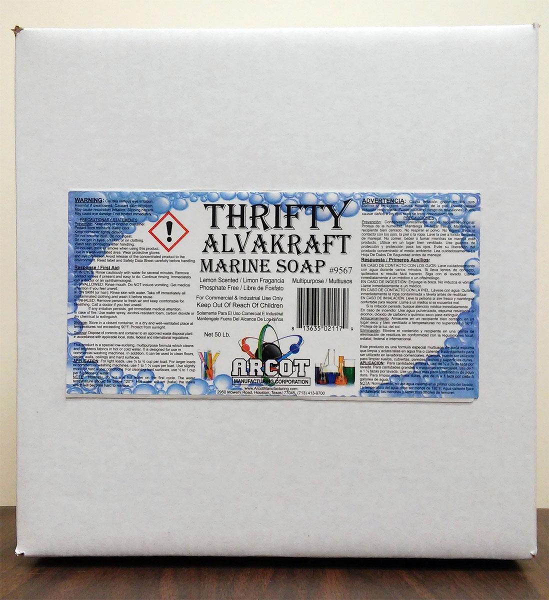 Thrifty Alvakraft
