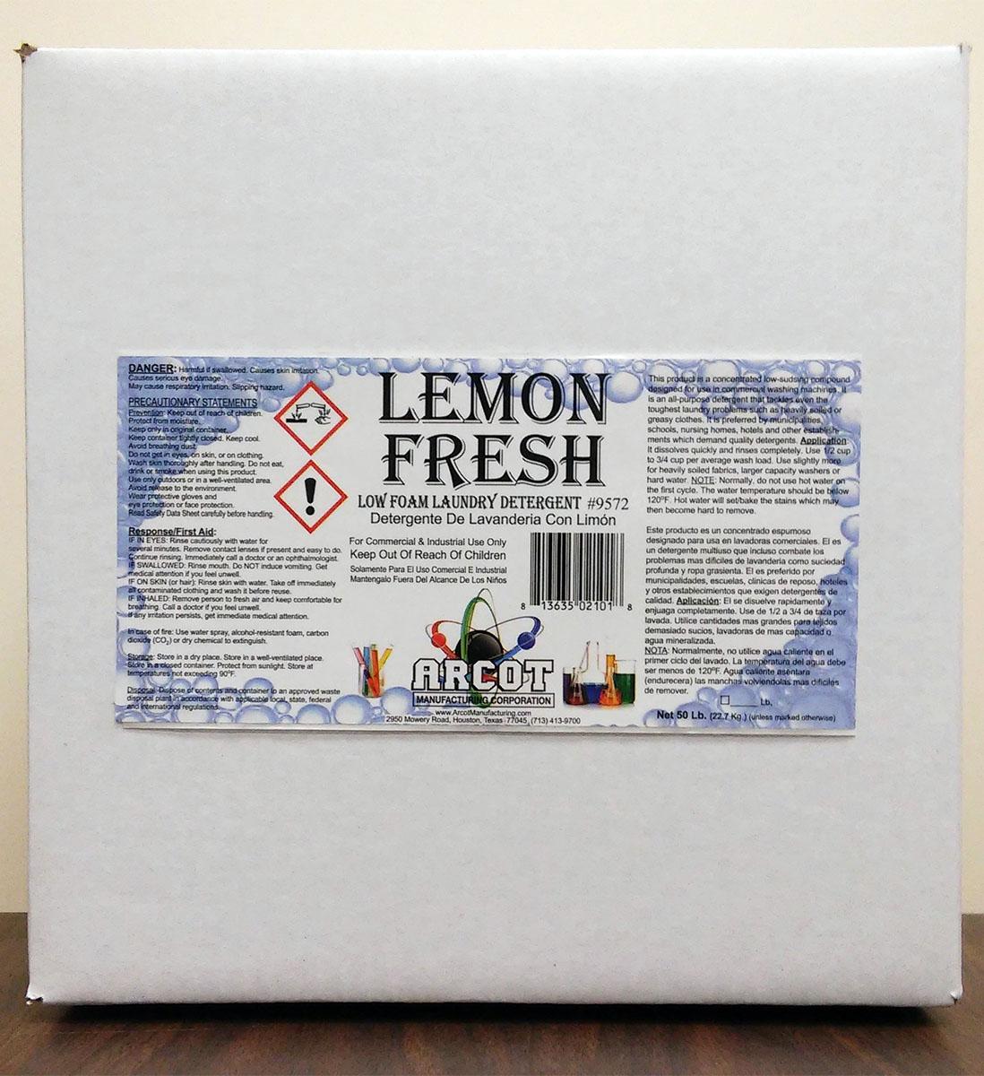 Lemon Fresh 1