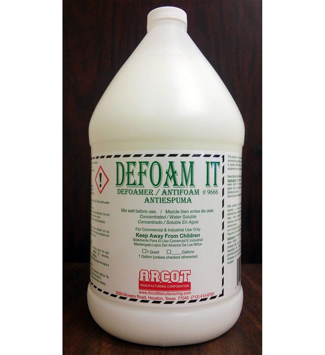 Defoam It 1