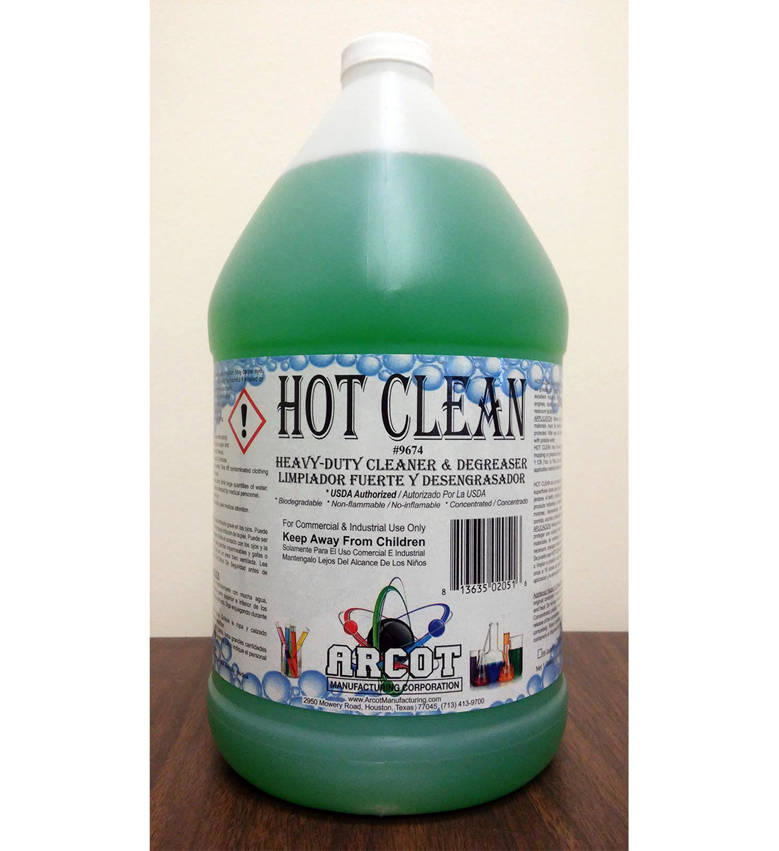 Hot Clean