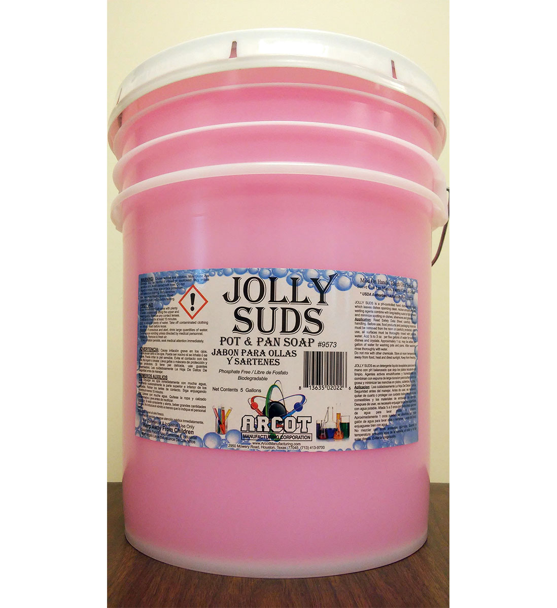 Jolly Suds