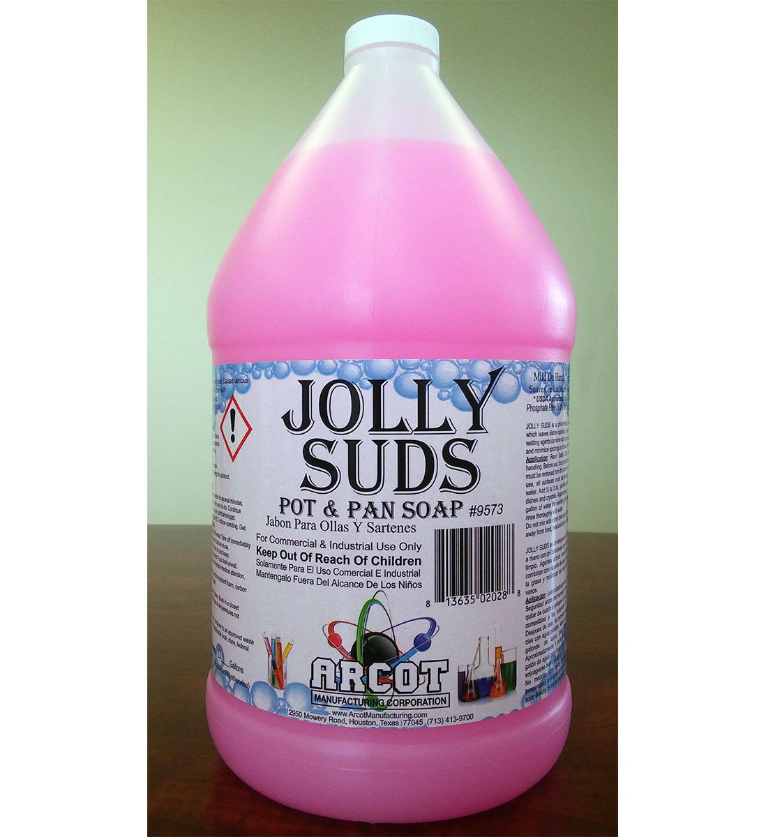 Jolly Suds 1
