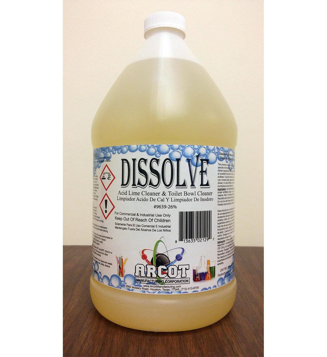 Dissolve (26%)