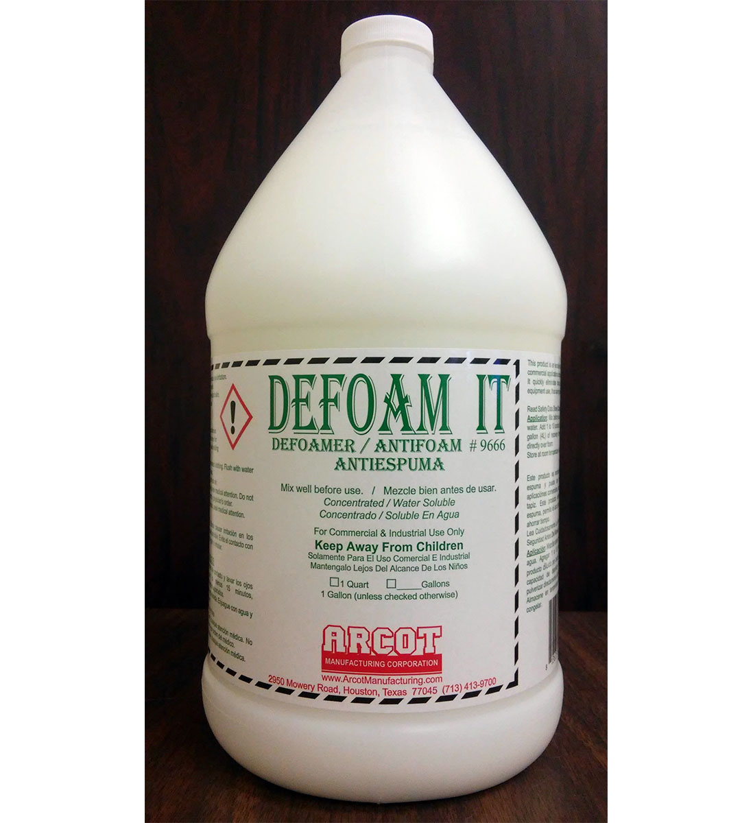 Defoam It