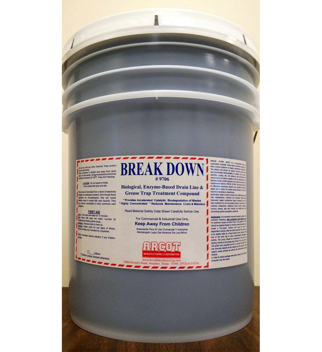 Break Down 1