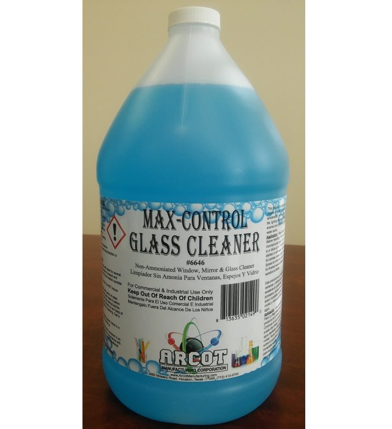 6646 Max-Control Glass Cleaner 1 gal – 20180108 for website
