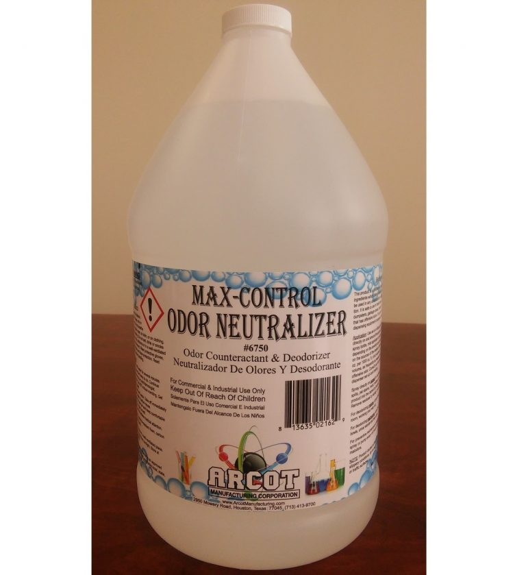 6750 Max-Control Odor Neutralizer 1 gal – 20180108 for website