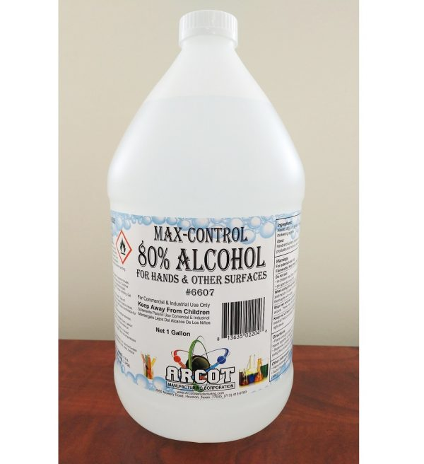 6607 Max-Control 80% Alcohol gallon 20200422 for website