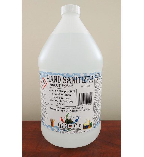 9606 Hand Sanitizer gallon 20200422 for website
